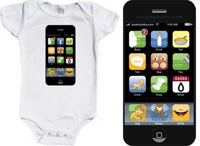 ipod baby clothes