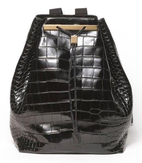 The-Row-Crocodile-Backpack